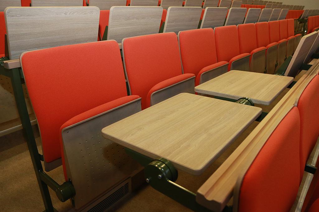 Auditorium - Aula - Groep Schaubroeck